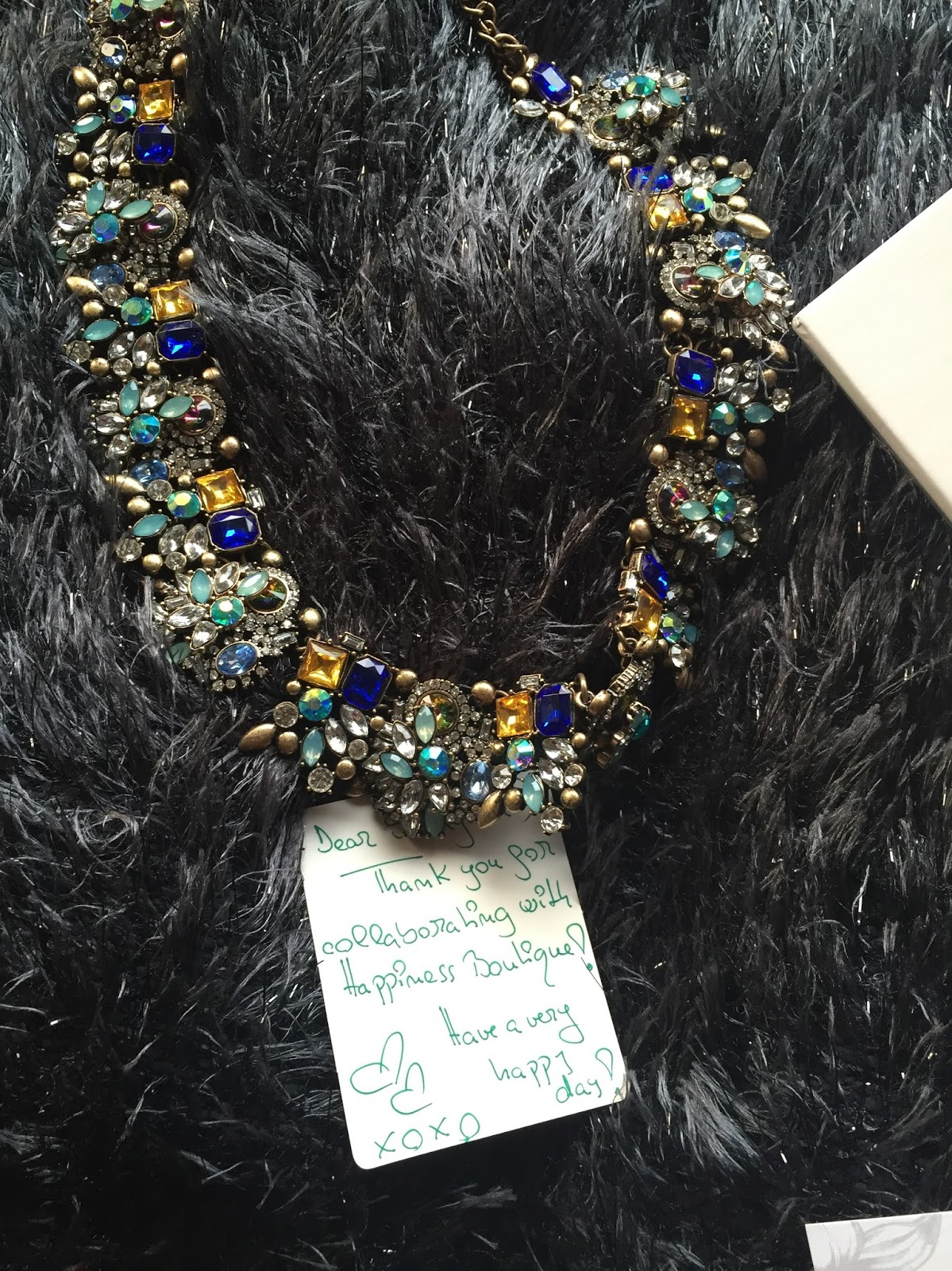 Happiness Boutique review, happiness boutique statement necklaces, happiness boutique jewelry
