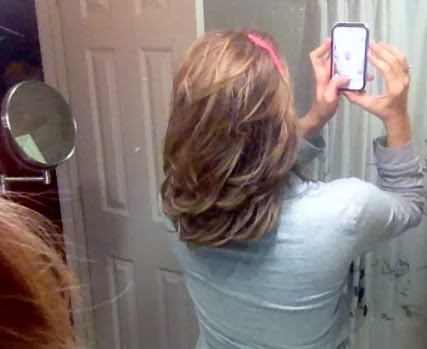 Curly Hair DIY
