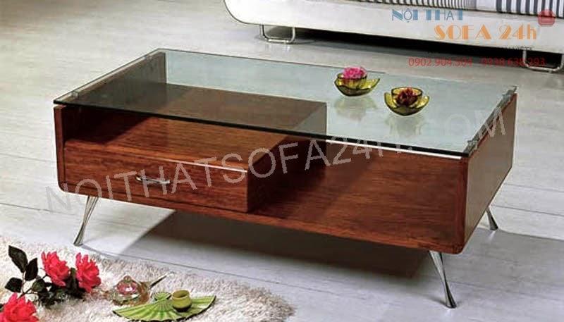 Bàn sofa gỗ BS115