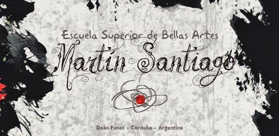 Escuela superior de bellas artes mart n santiago for Escuela superior de artes