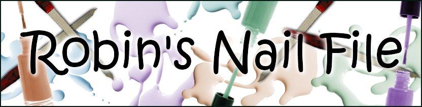 Robin's Nail File