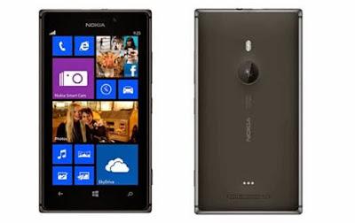 Spesifikasi dan Harga Ponsel Nokia Lumia 925 Terbaru