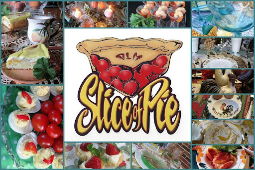 Slice of Pie Cookbooks & Entertaining
