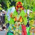 Meriahnya Banyuwangi Ethno Carnival (BEC) 2014 Seblang