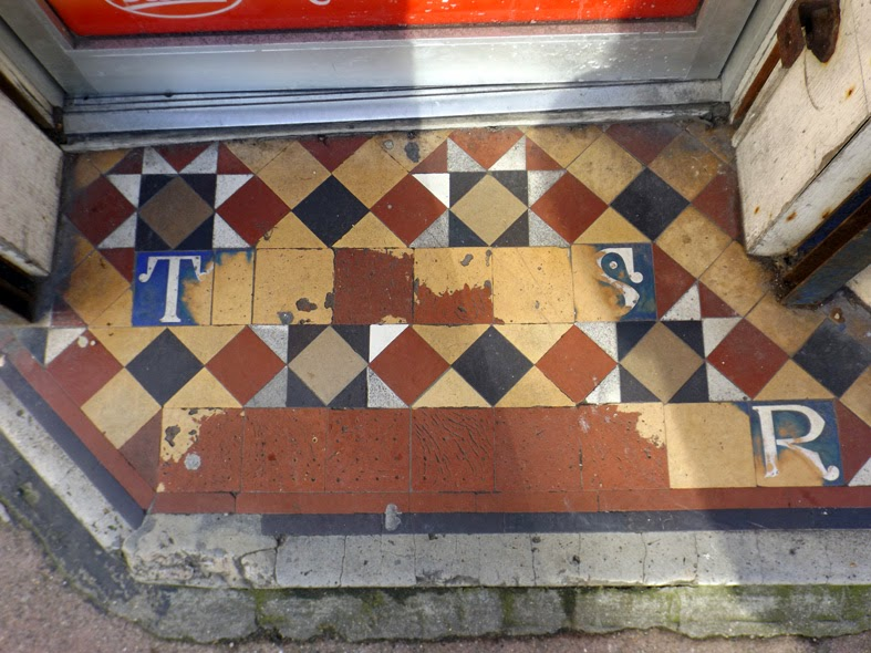 shopfront brighton old tiles