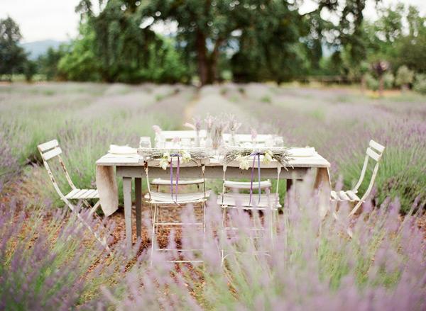 decoracao tudo branco:Tudo para Noivas: Decoração – Branco com Lavanda