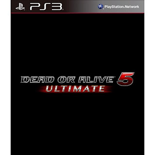 Dead Or Alive 5 Ultimate (PS3) 2013  DEAD+OR+ALIVE+-1