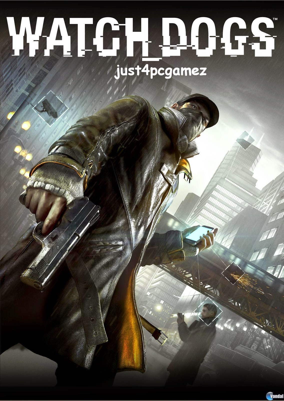 What Is In Watch Dogs  Deluxe Edition Pc