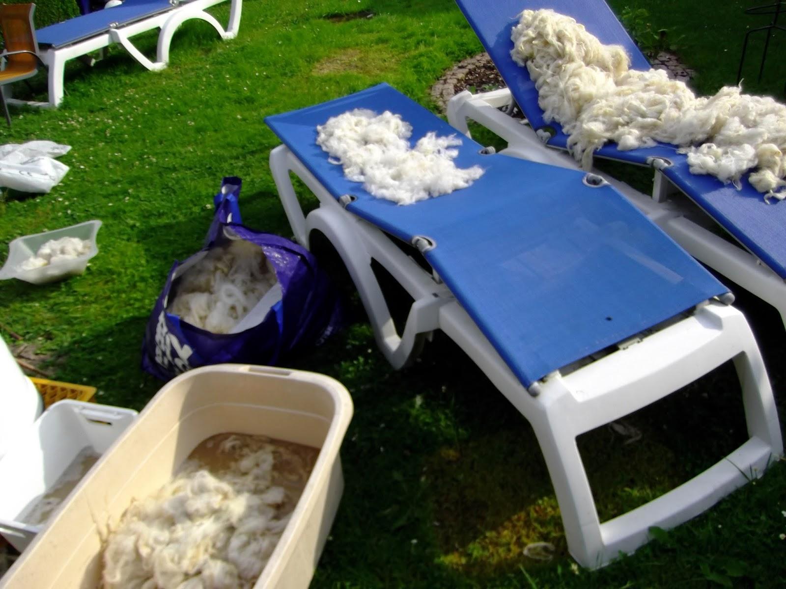 Nana spinnt die badesaison ist er ffnet - Pool wanne gebraucht ...