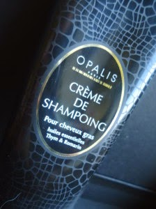 Opalis crème de shampooing