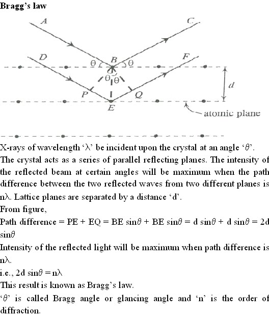 crystal structure in engineering physics pdf