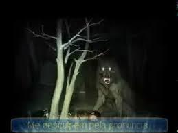 Lobisomem é visto por vigilante noturno