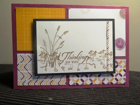 Rich Razzleberry base for zena kennedy independant stampin up demonstrator
