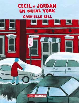 Cecil y Jordan en Nueva York Gabrielle Bell