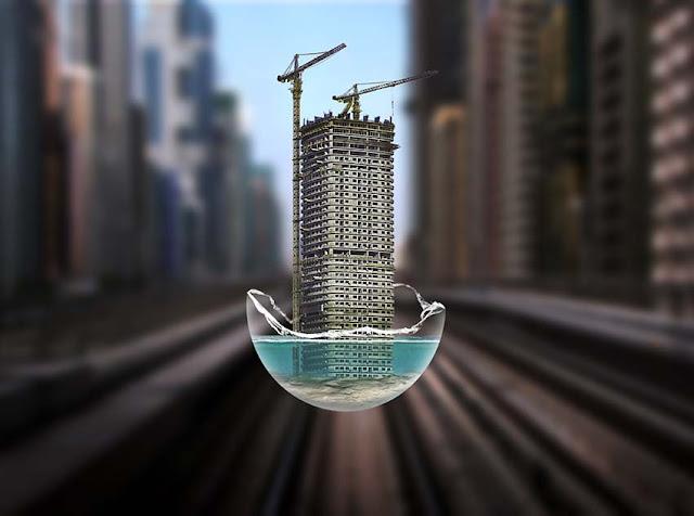photoshop-dubai-sphere-glass-building-photomanipulation