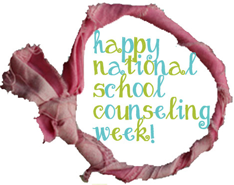 Creative elementary school counselor national school counseling week
