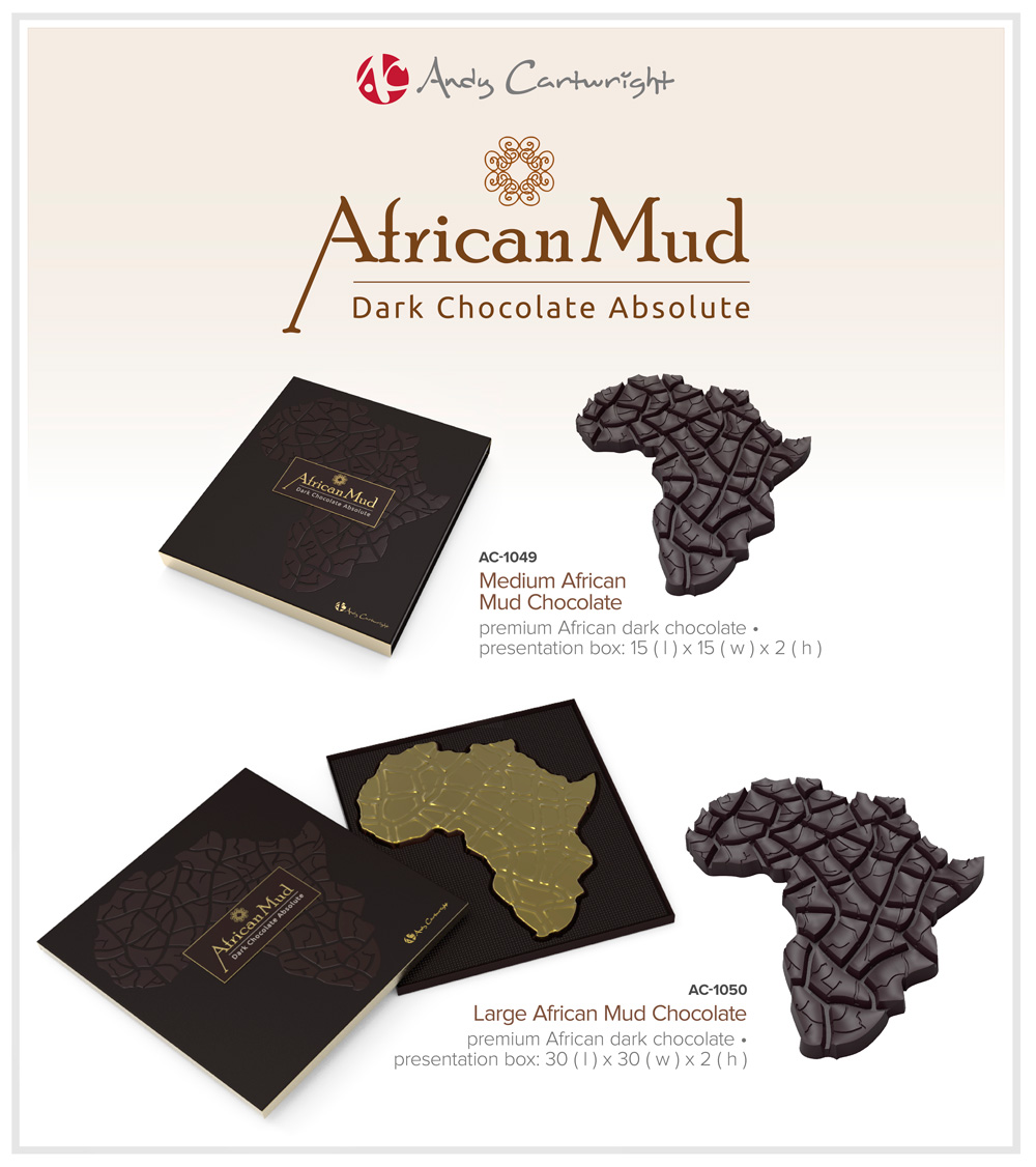 Andy Cartwright Africa Chocolate