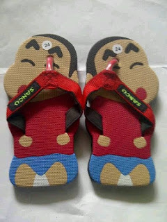 Sandal Lucu Shinchan