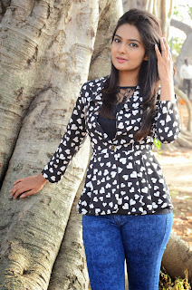 Neha Deshpande Pictures at The Bells Movie Shooting Spot ~ Celebs Next