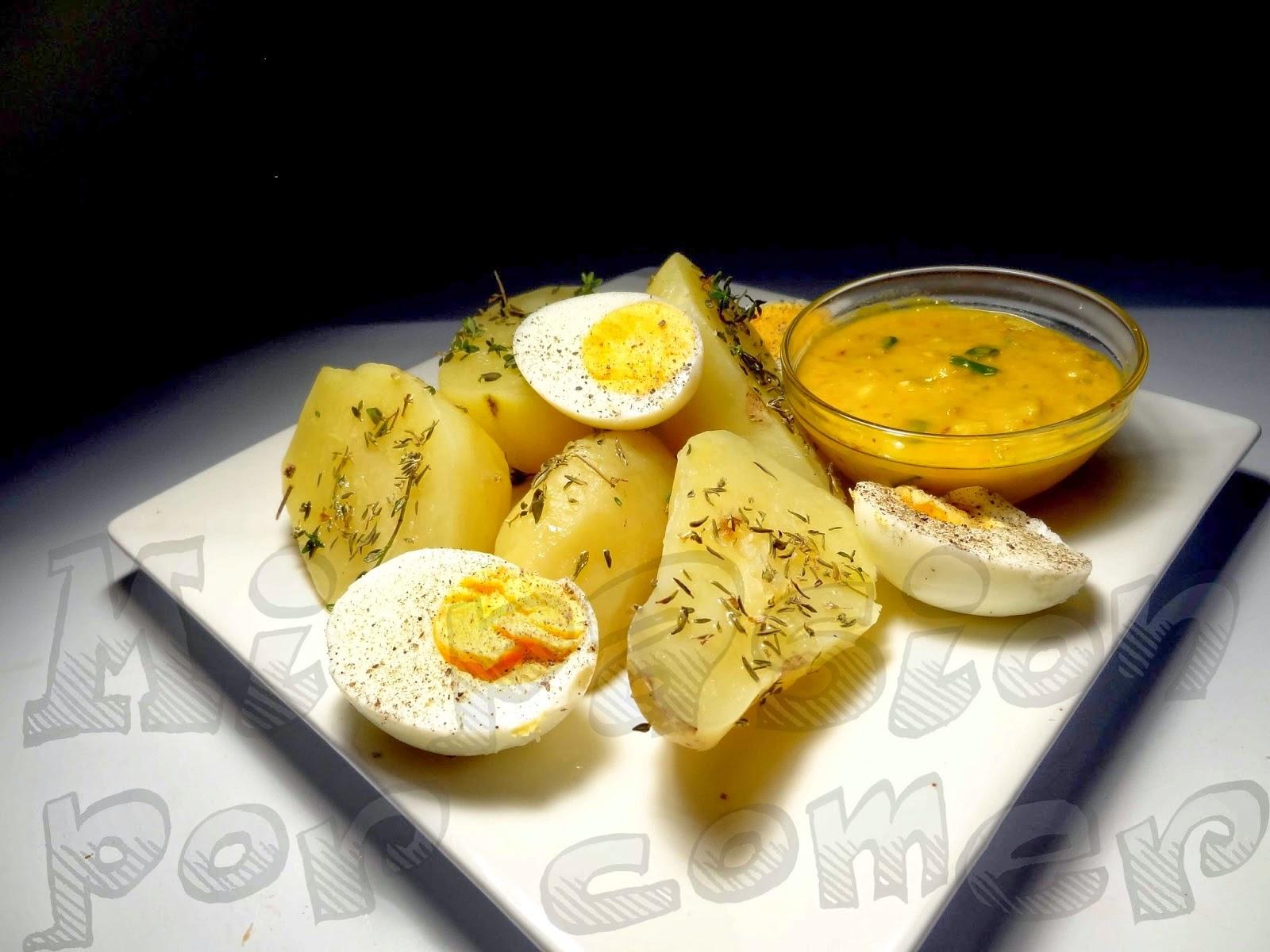 Ají de Huevos