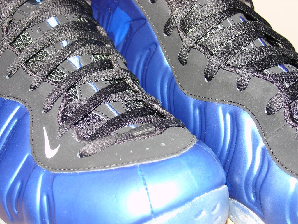 Nike Air Blue High Top Fabric Shoes