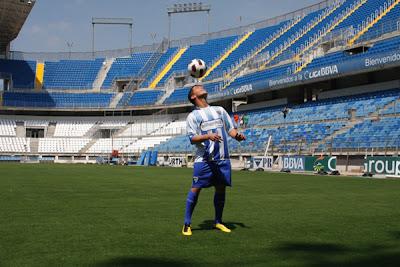 Sebastian Fernandez - Malaga CF (1)