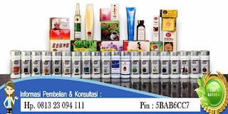 Produk Kesehatan Woo tekh Indonesia
