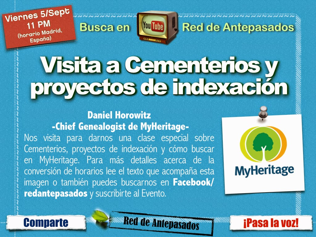 Redantepasados-Myheritage