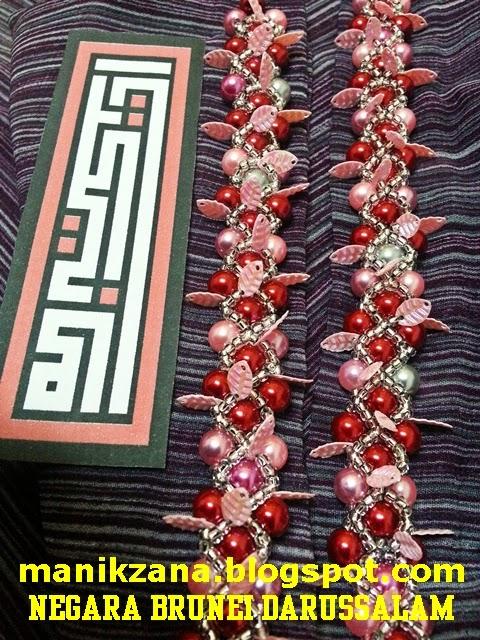 Bracelet Dedaun
