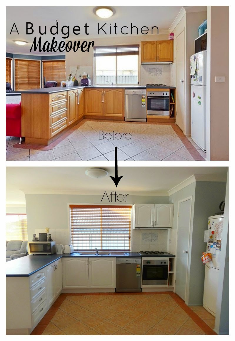 Mummy hearts money a cheap kitchen makeover for How can i update my kitchen cabinets on a budget