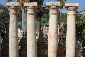 Columnas de marmol