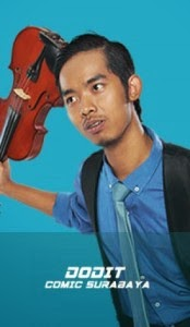 SUCI 4 Show 13 Dodit Mulyanto Close Mic