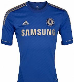 Kostum (Jersey) Terbaru Chelsea 2013