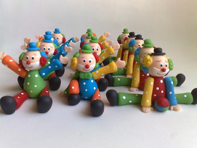 Miniatura Festa Circo
