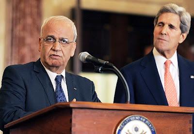 Saeb erekat sobre as negociações de pas entre palestina e Israel