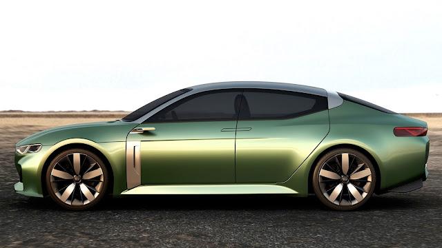 Novo Concept de Kia 2015