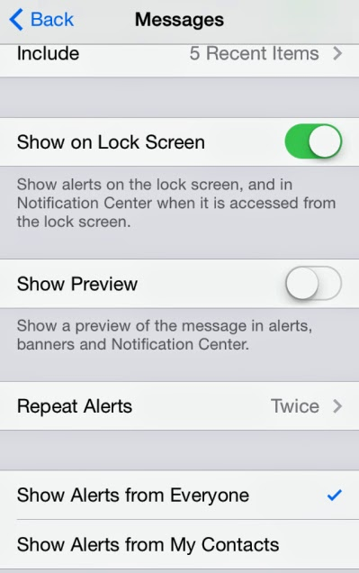how to keep track of text messages iphone