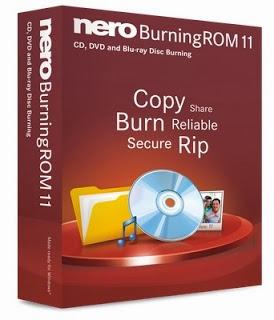 Nero Burning Rom & Nero Express 11.2 + Serial Number