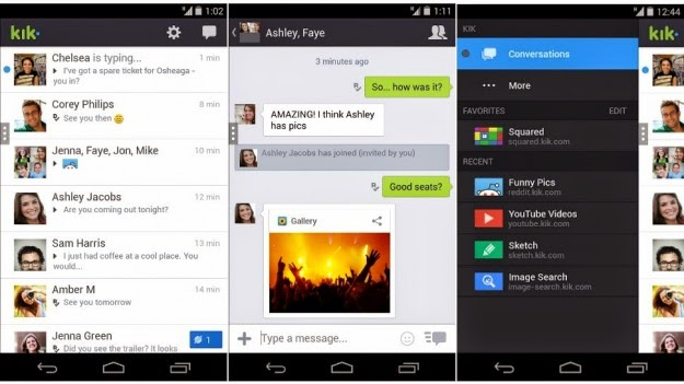 Best Chat Applications For Latest Android Smartphone