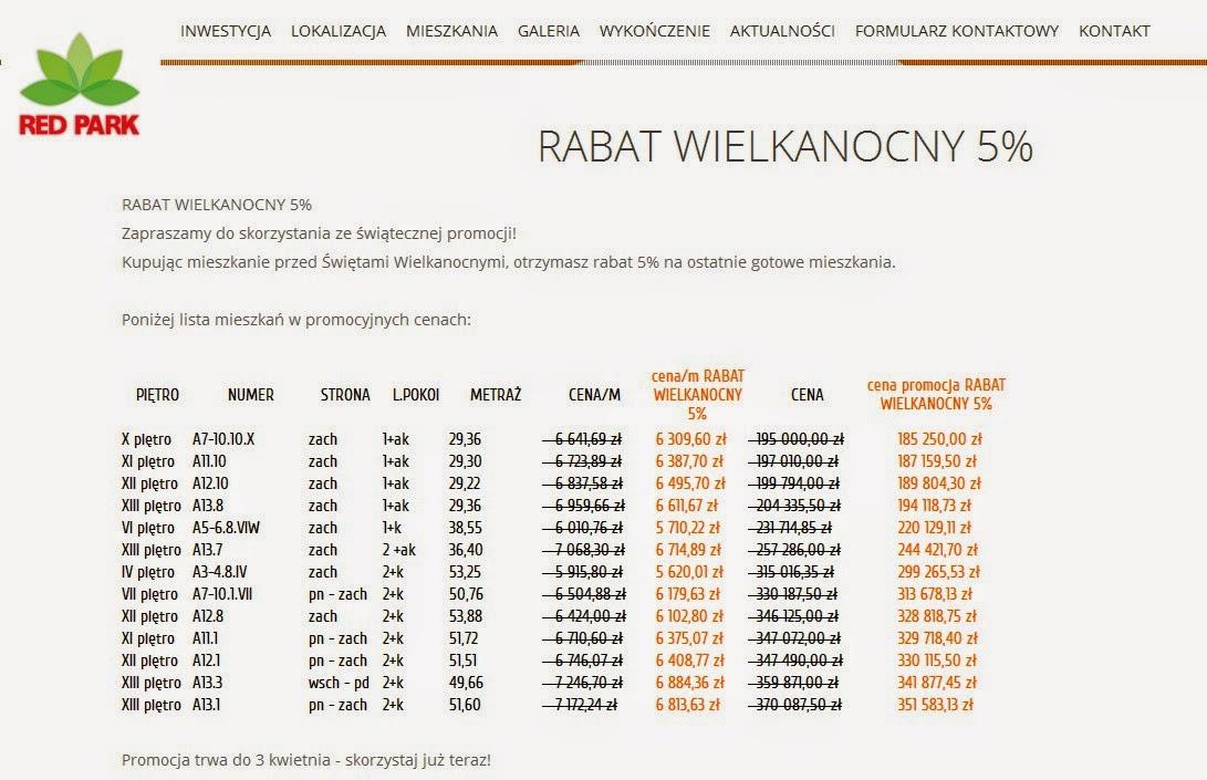 http://www.redpark.pl/aktualnosci/rabat-wielkanocny-5,94/