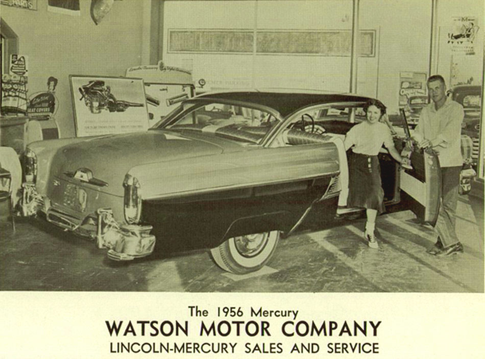 Annualmobiles Watson Motor Company