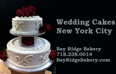 wedding cakes New York City