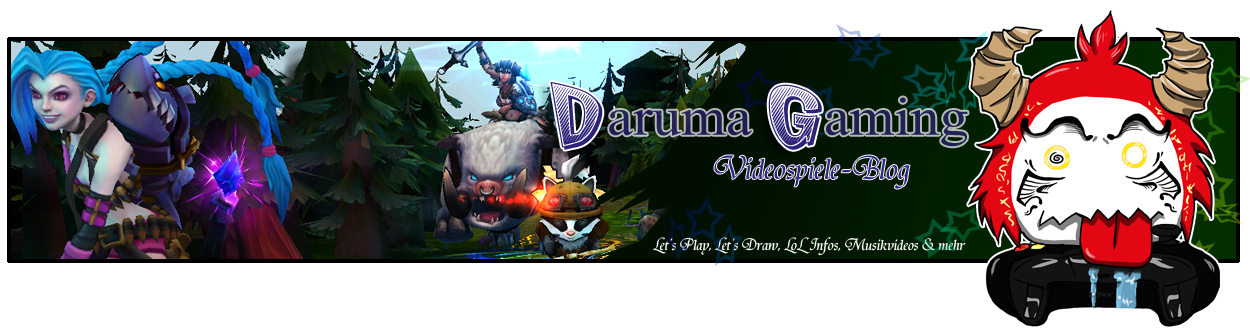 DarumaGaming Videospiele-Blog