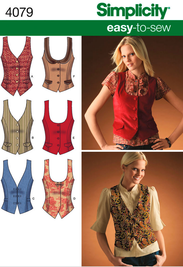 The Noble Hare Vest Patterns