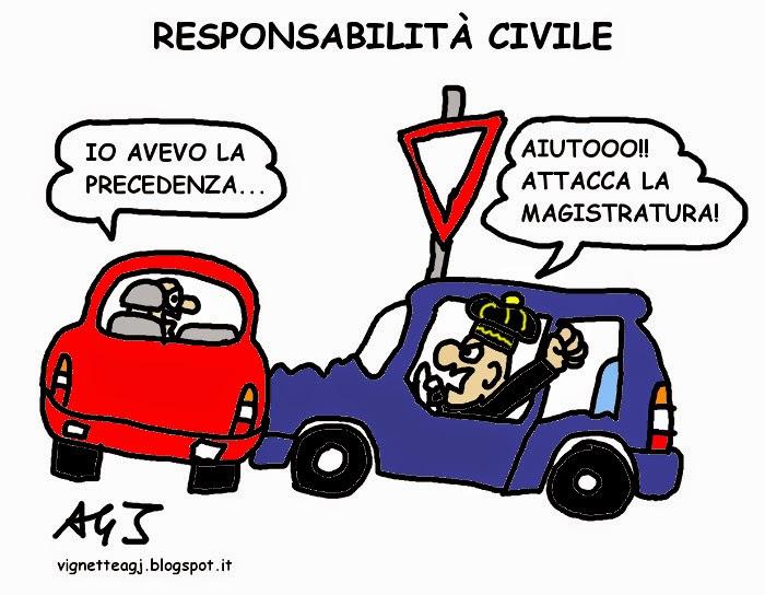 magistratura, responsabilità civile, anm, satira , vignetta