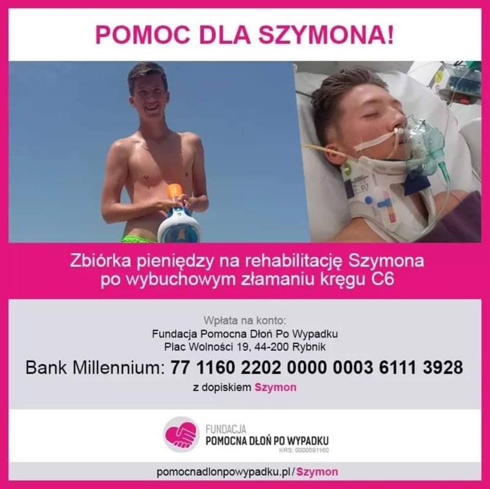 Pomoc dla SZYMONA