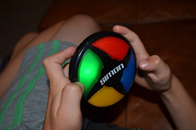 Playing Simon
