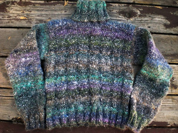 how to make variegated yarn