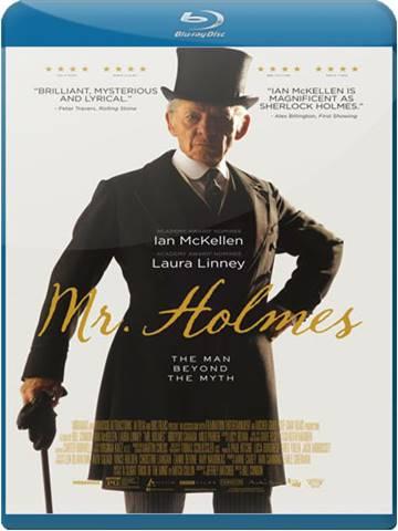 Baixar Sr. Holmes AVI Dual Áudio BDRip Torrent