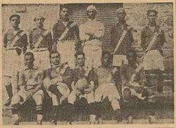 Bonsucesso Campeão de 1921.